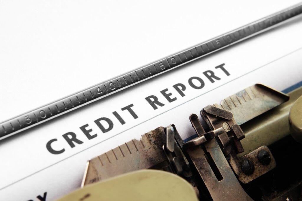 Cómo solicito mi informe de crédito
